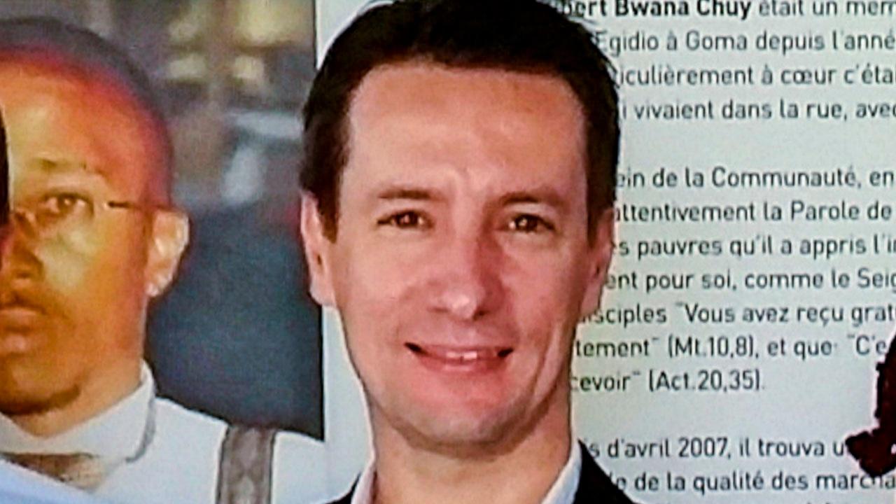 Italian ambassador to Congo killed