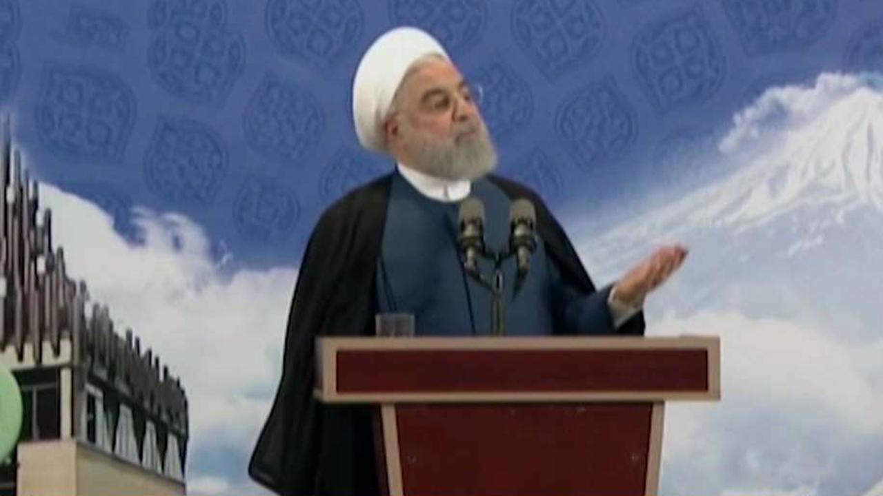 Iran's president: New oil field