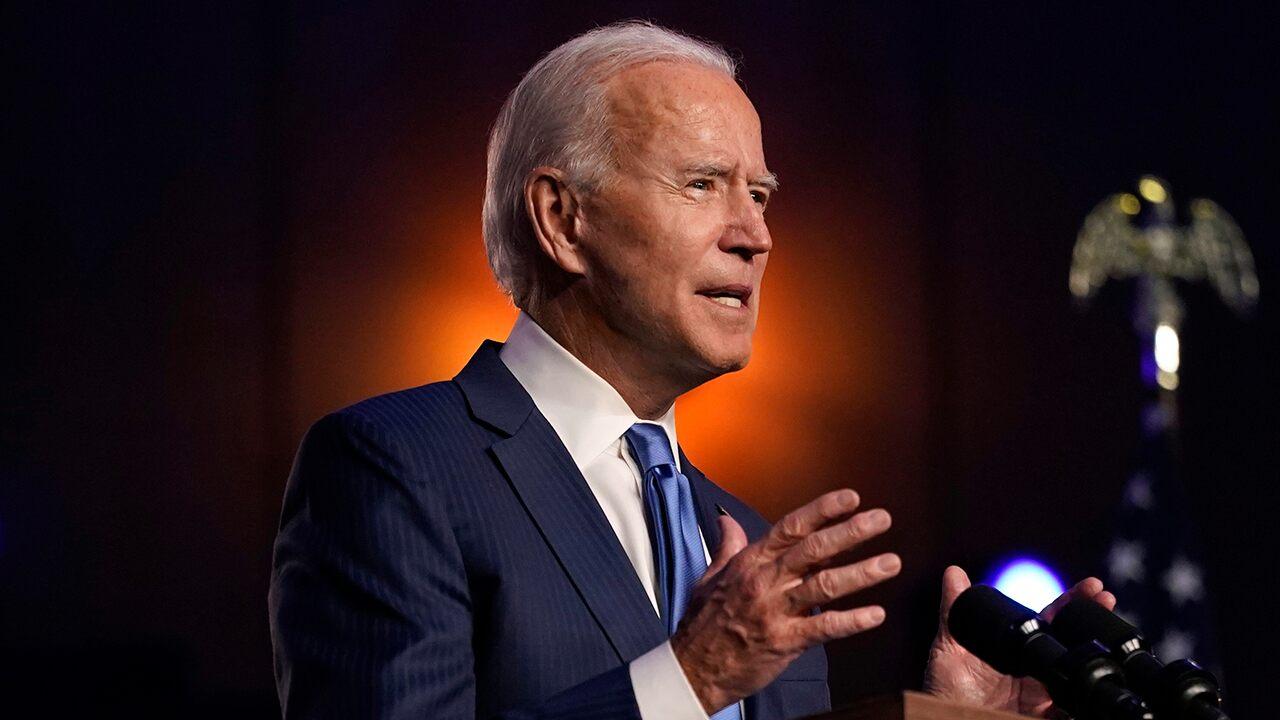 World leaders congratulate Joe Biden,