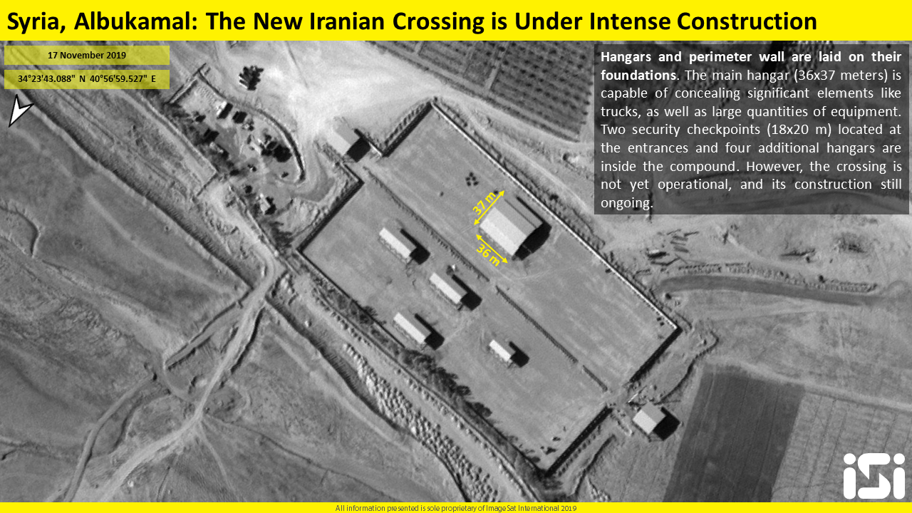 Iran continuing construction on army