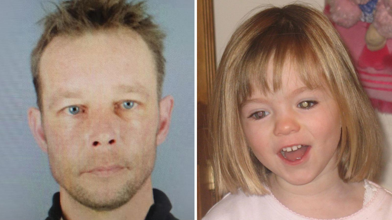 Madeleine McCann suspect 'taken to