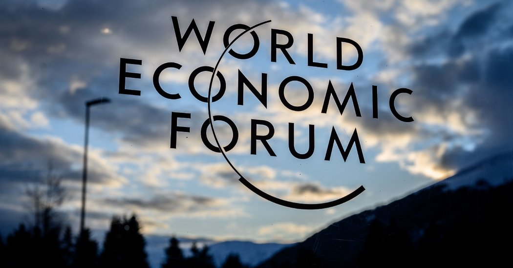 The Revolution Comes to Davos