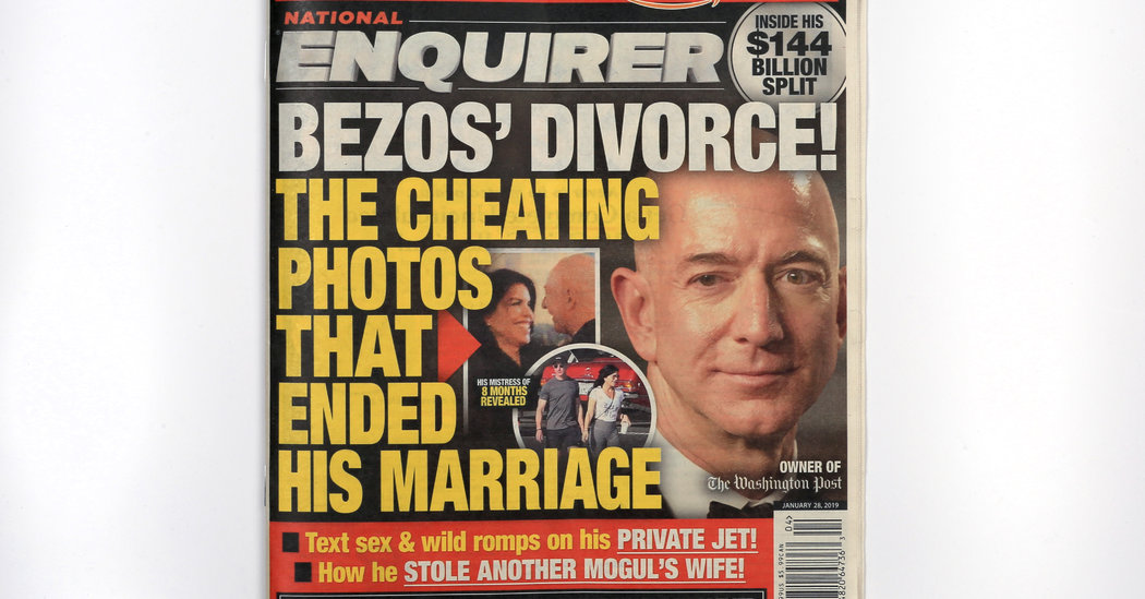 Jeff Bezos' Hack Inquiry Falls