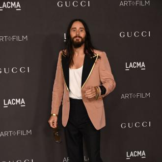 Jared Leto finds out about