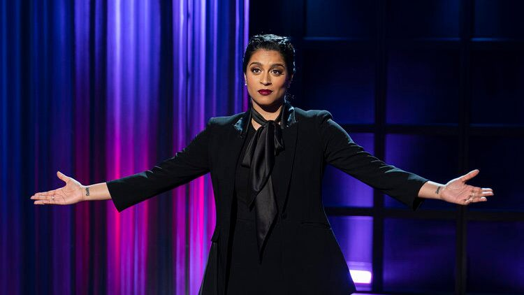 Late-night host Lilly Singh calls