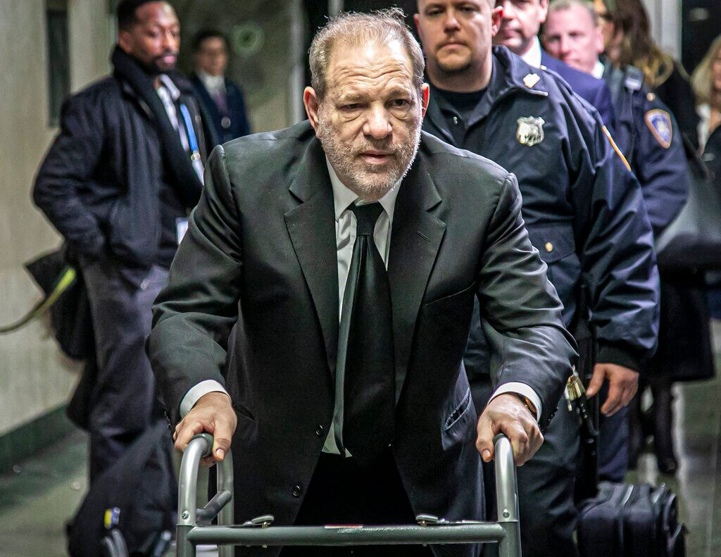 Harvey Weinstein 'silence breakers' say