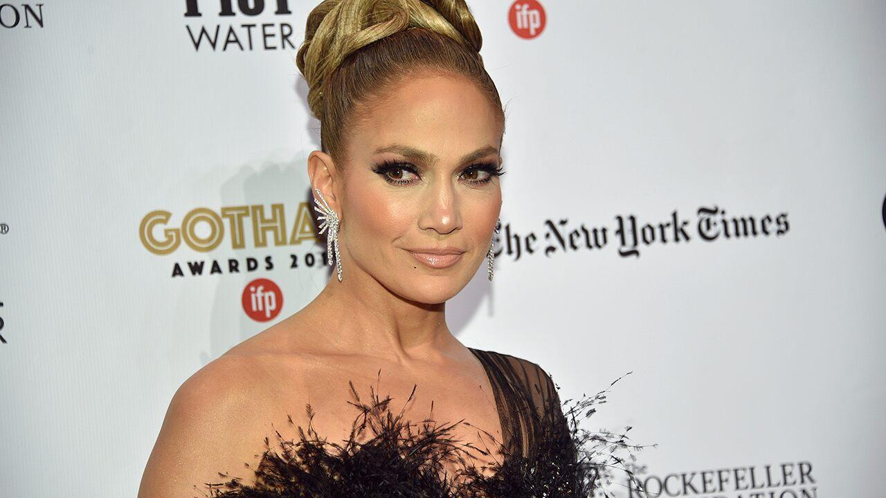 Jennifer Lopez is hoping to