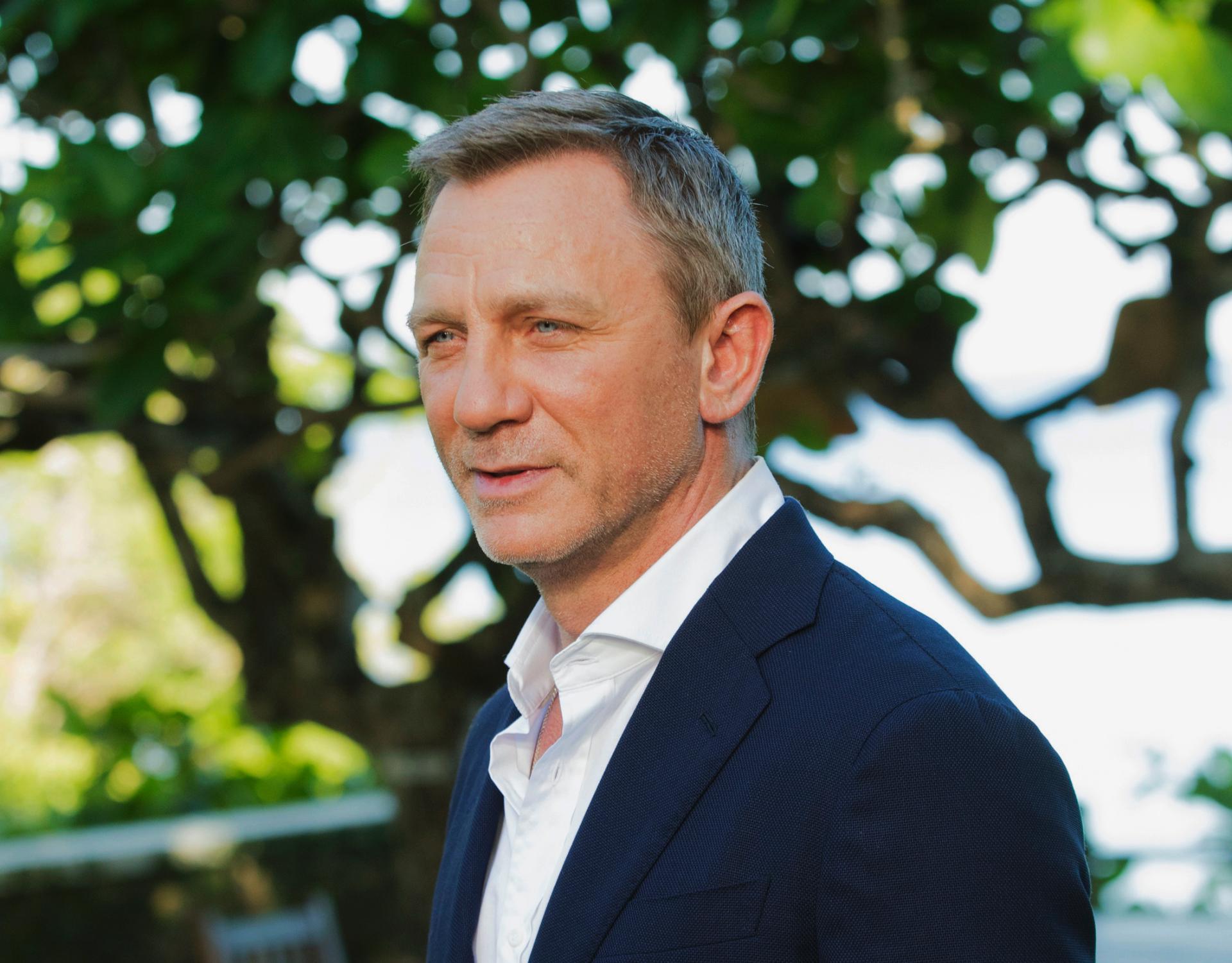 'James Bond' actor Daniel Craig
