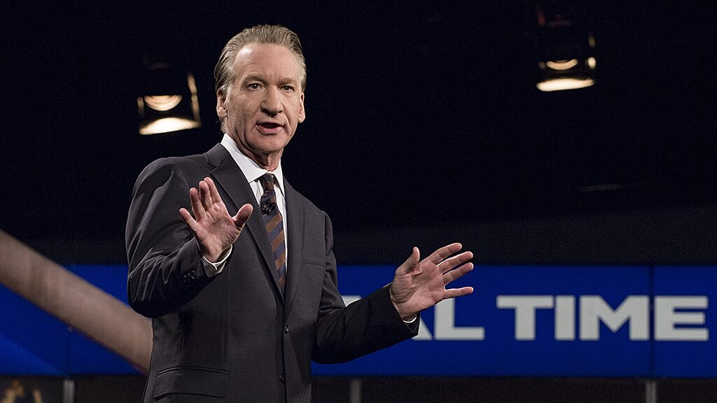 Maher says Bidens will become