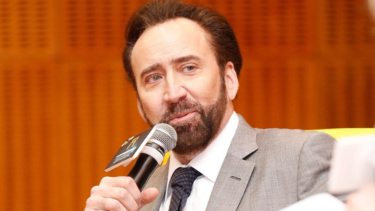 Nicolas Cage buys UK bar