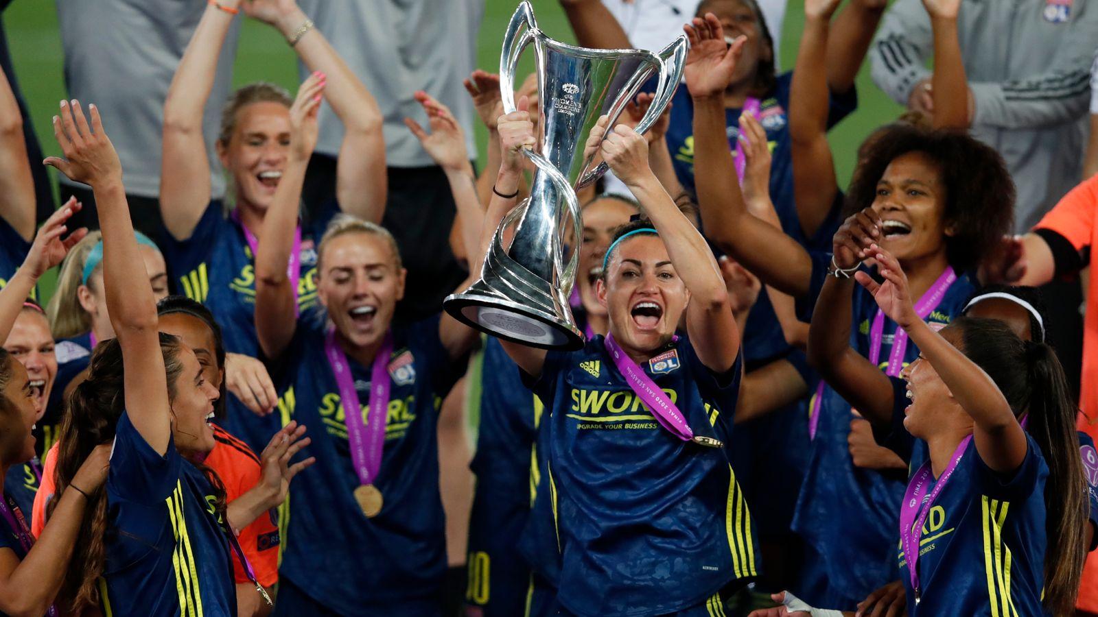 Plans for women's Europa League-style