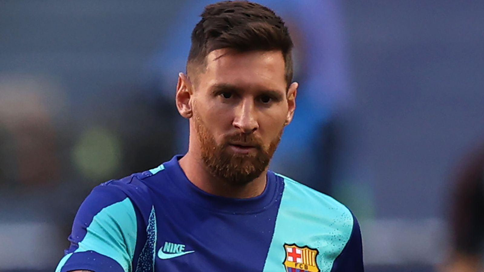 Messi fails to report for