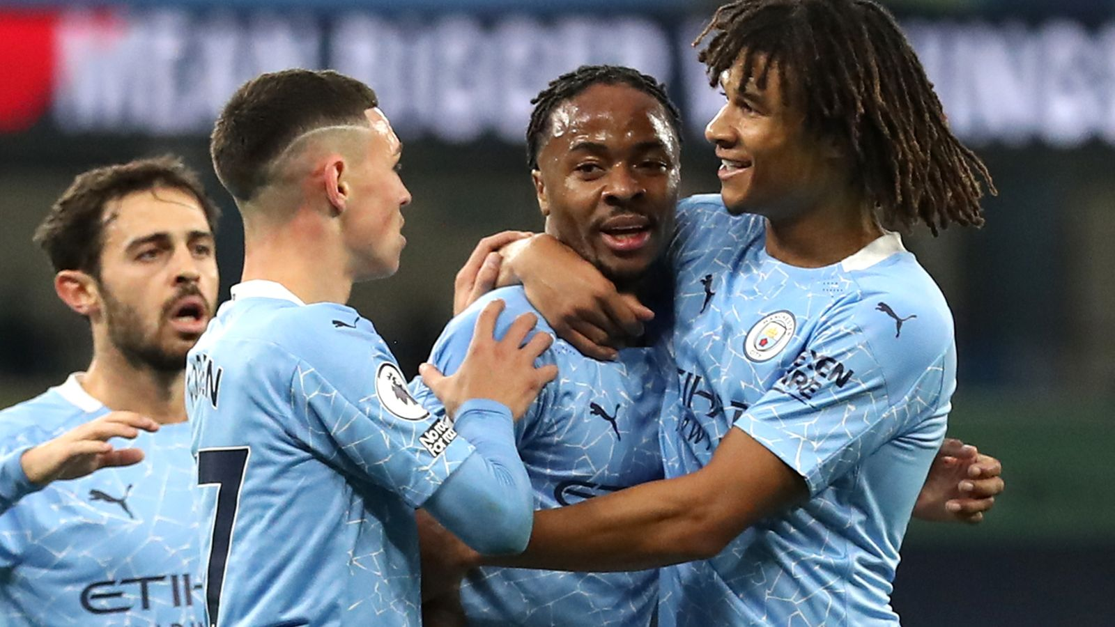 Man City-Arsenal player ratings: Sterling
