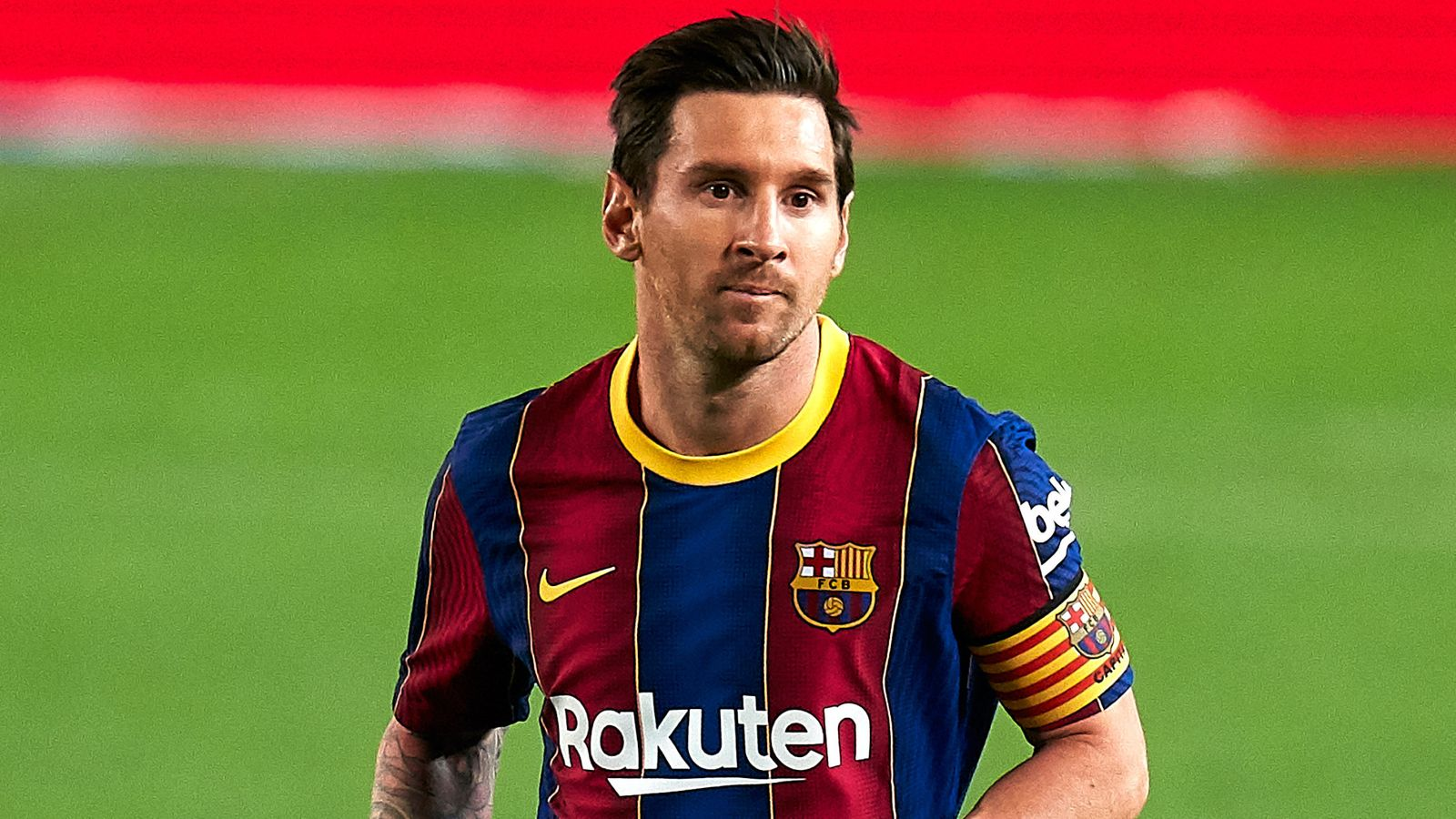 Messi 'tired of always being