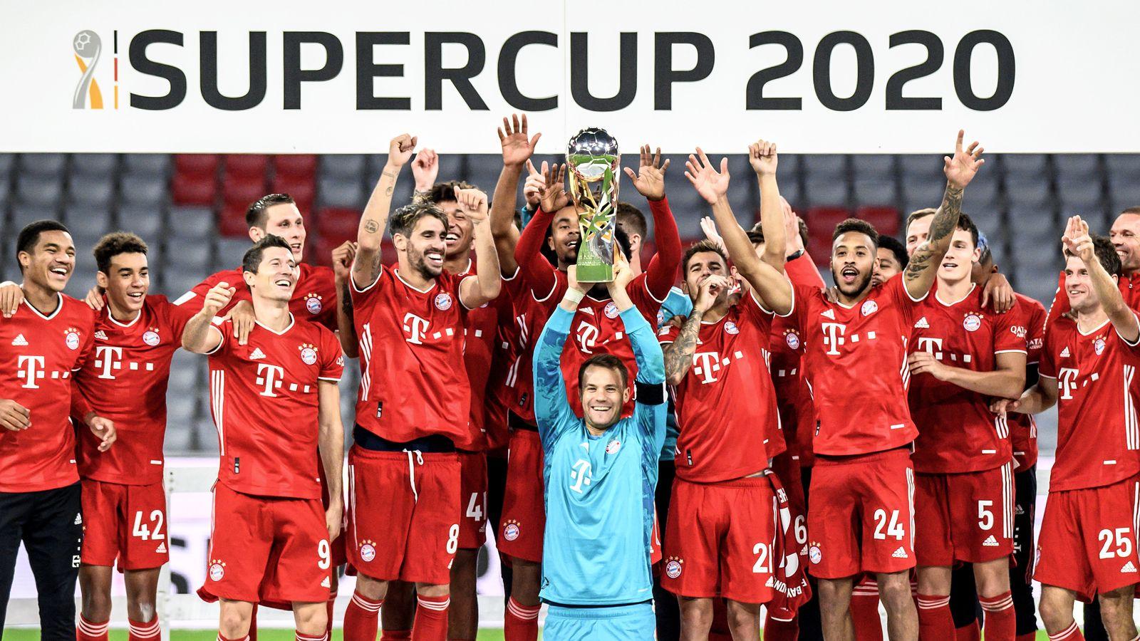 Euro round-up: Bayern beat Dortmund