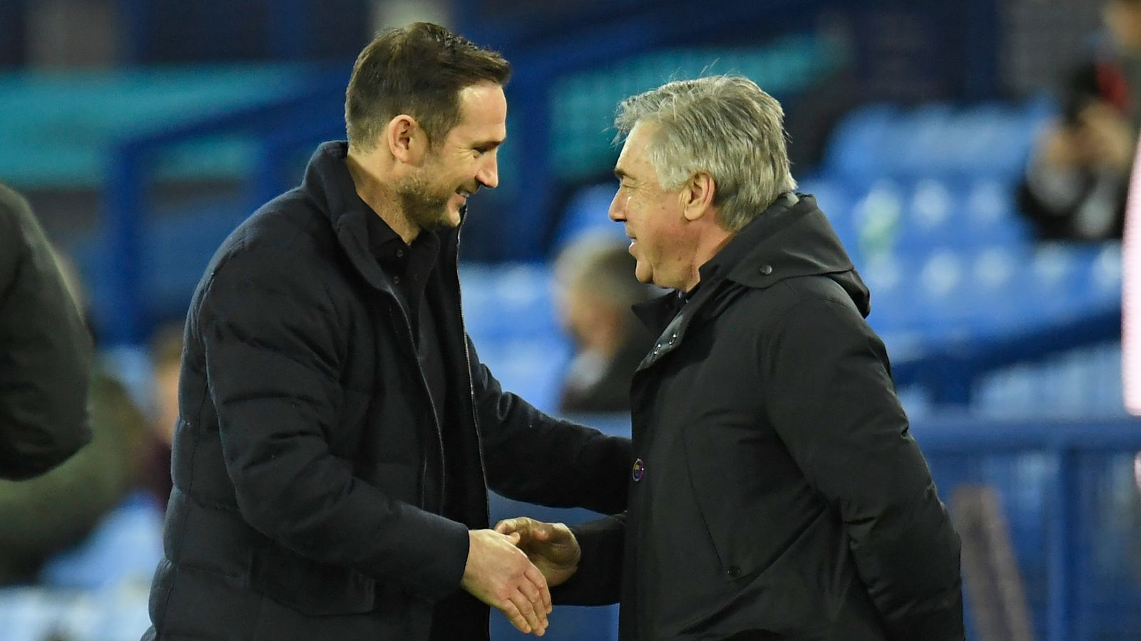 How Ancelotti outwitted Lampard Everton