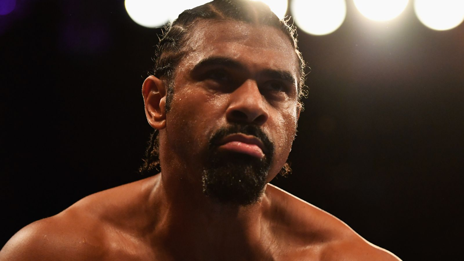 When Whyte told Haye: I'll