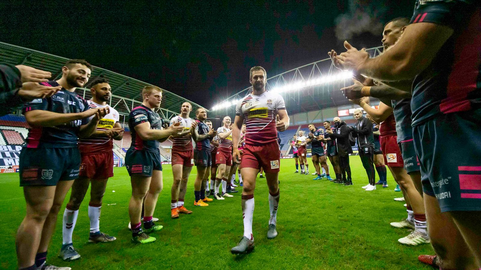 Wigan want fitting finale for