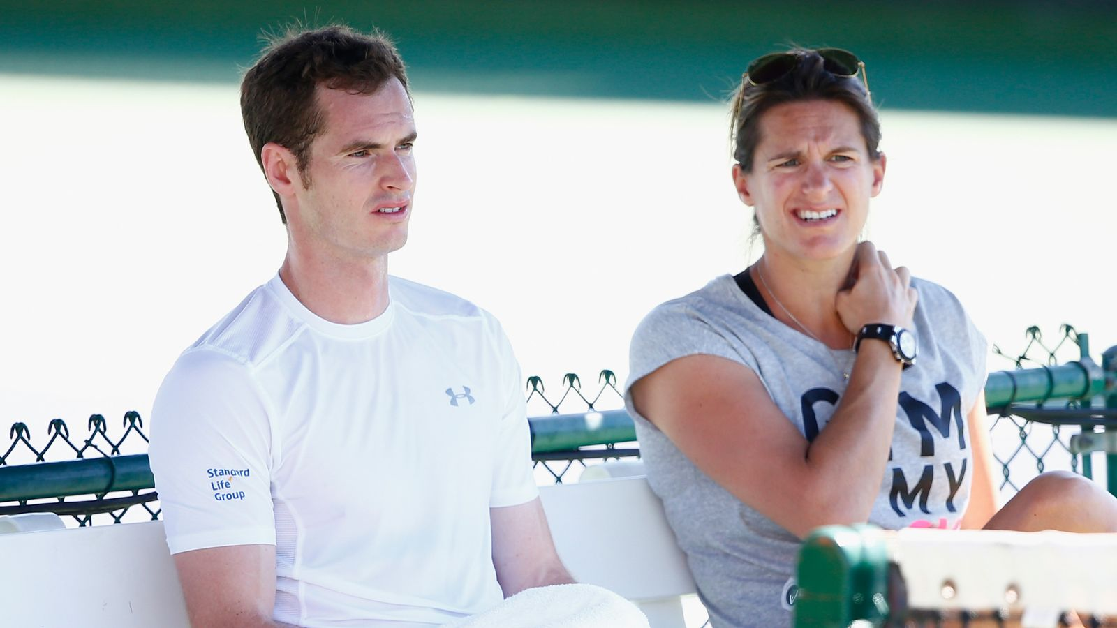 Murray: Mauresmo was harshly judged