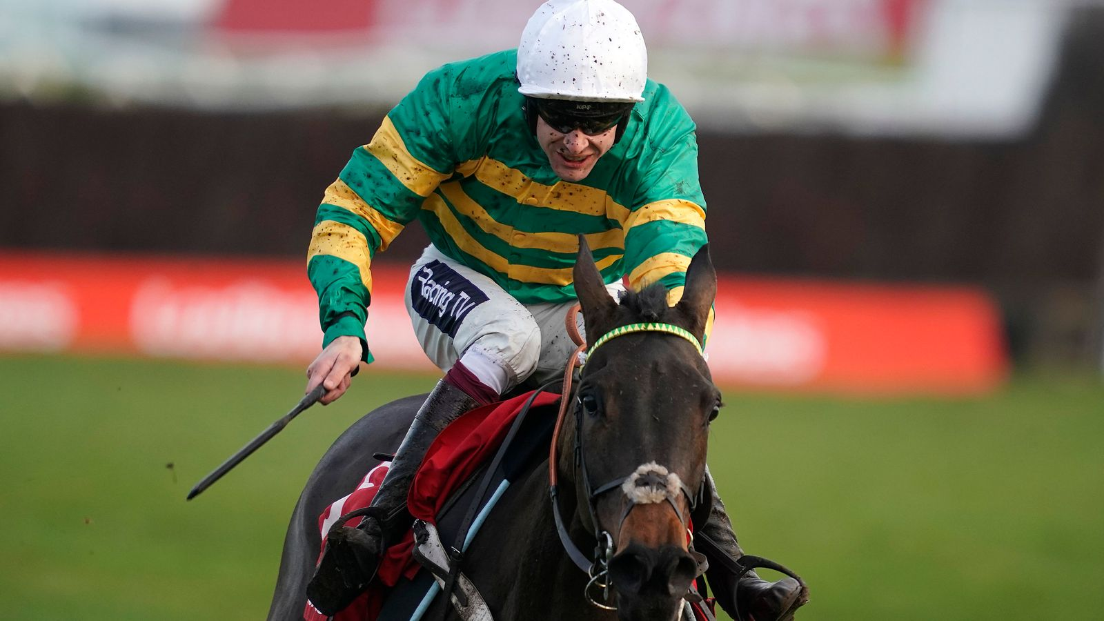 Coleman excited by Epatante Aidan