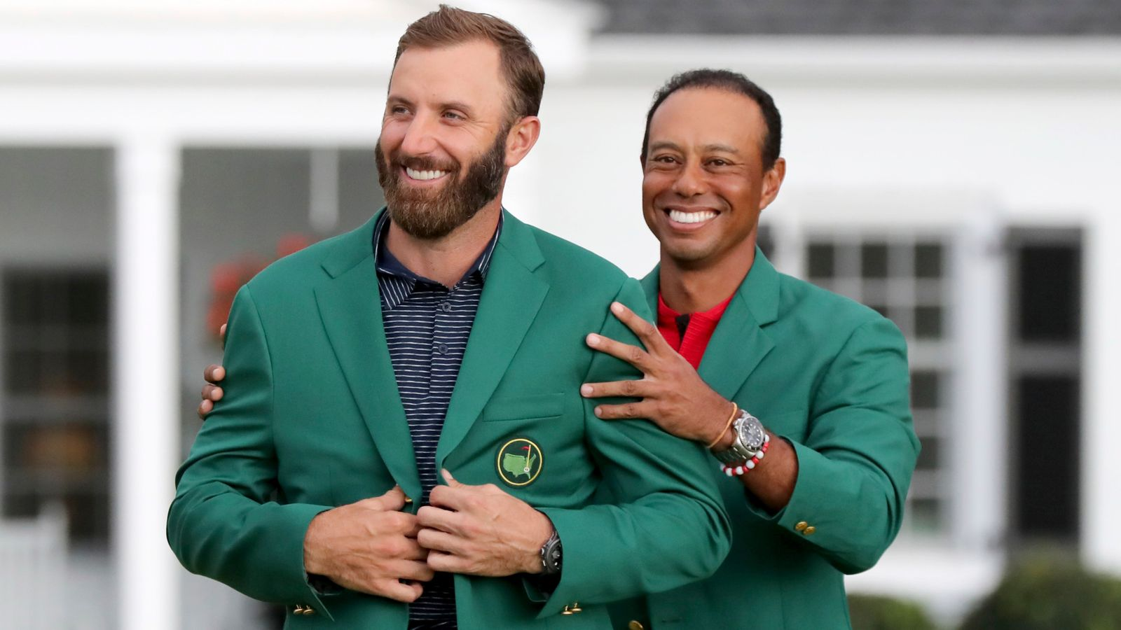 When is The Masters on