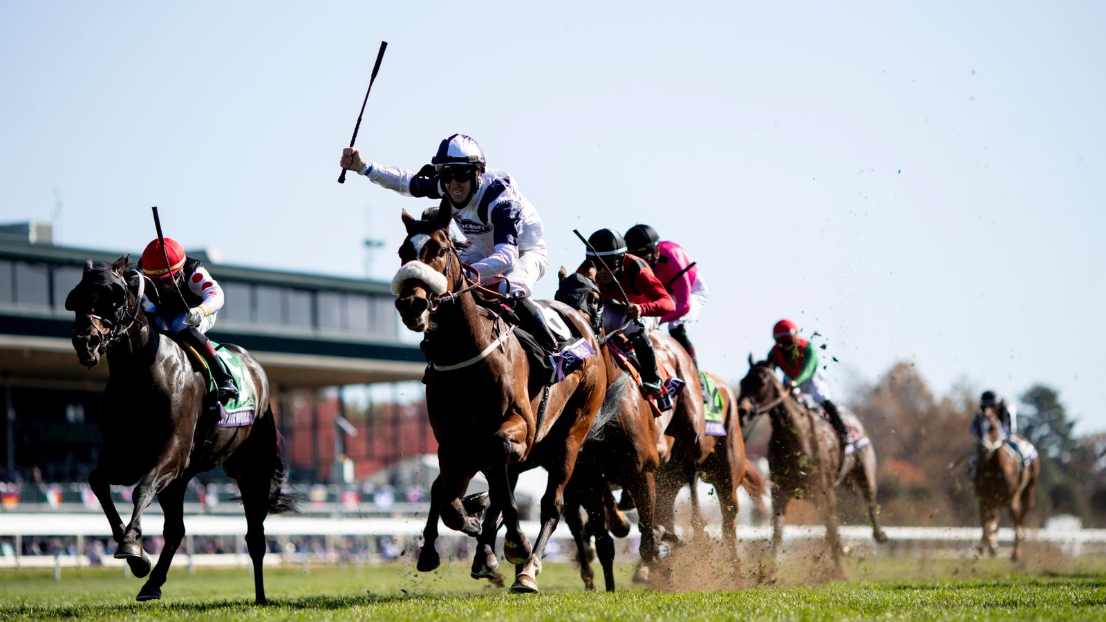 Slippers stars at Keeneland Glass