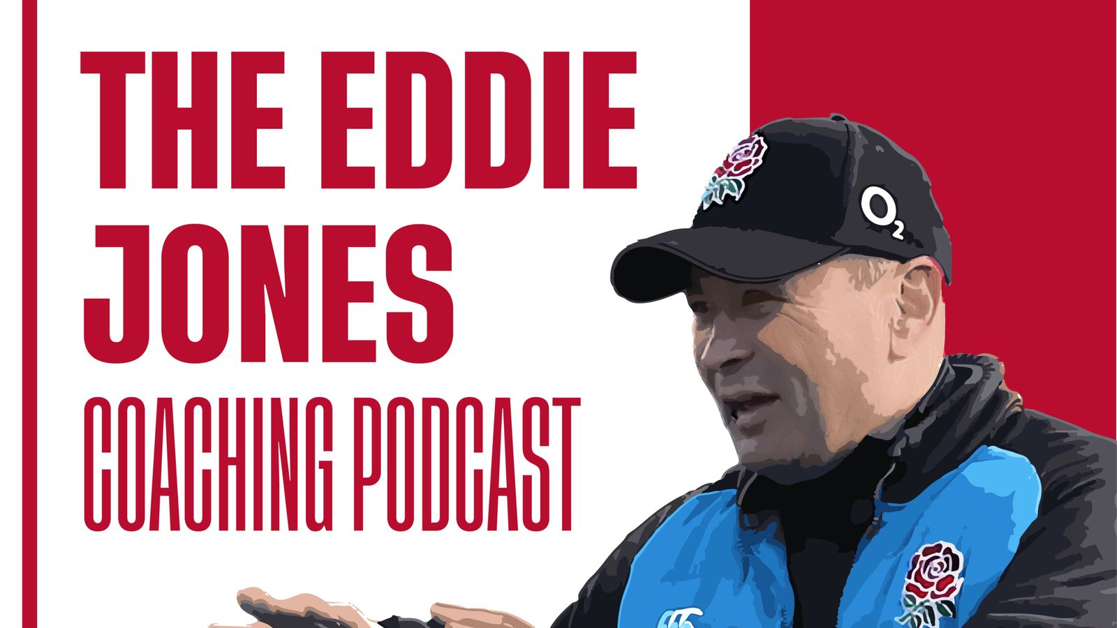 Eddie Jones on a coach's