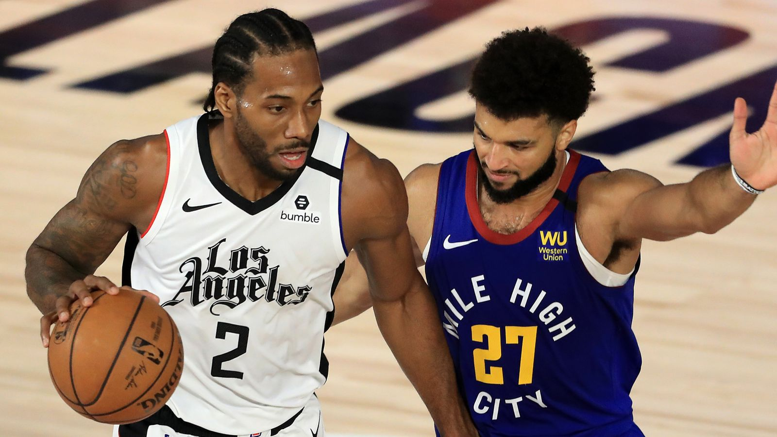 Clippers aim to finish off