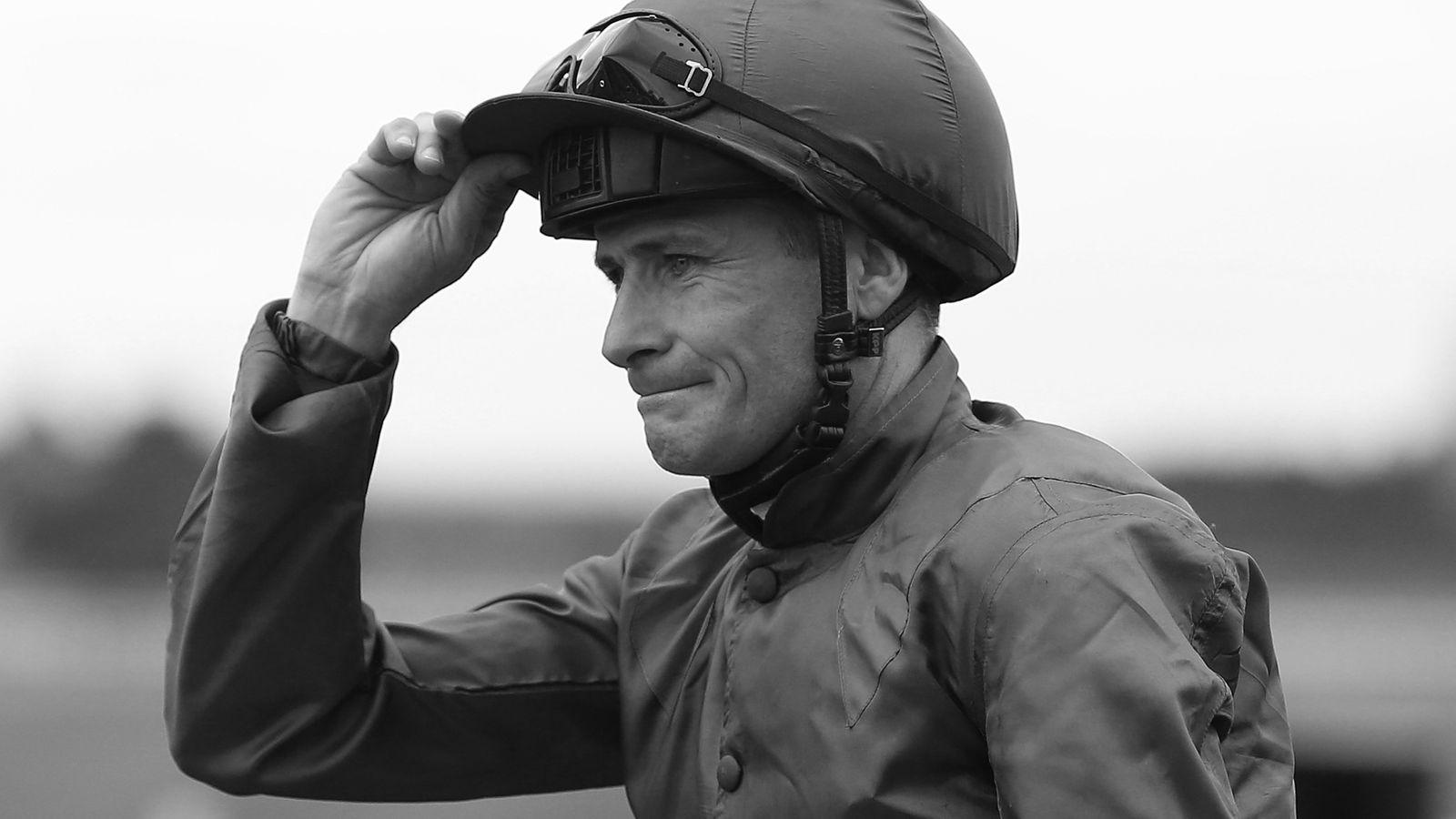Jockey Pat Smullen dies aged