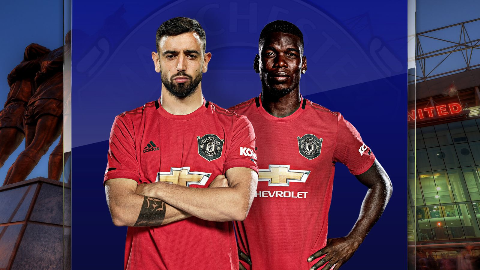 SKY Sport: Giggs: Pogba Fernandes pairing should work on