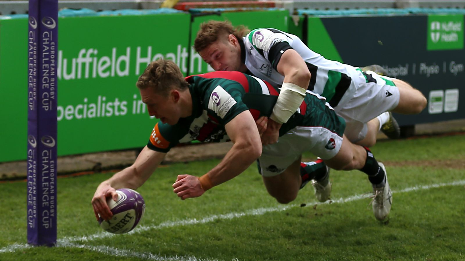 Saturday's Challenge Cup QF round-up