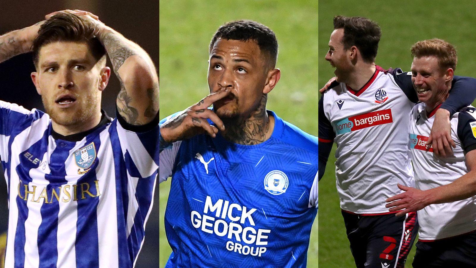 Titles, promotions, relegations: EFL set