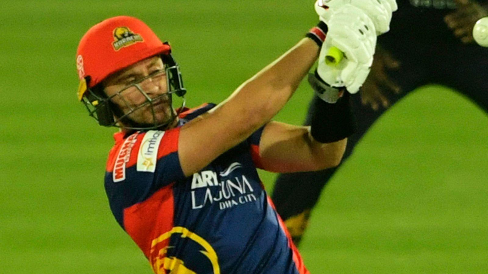 Clarke smashes Karachi to win