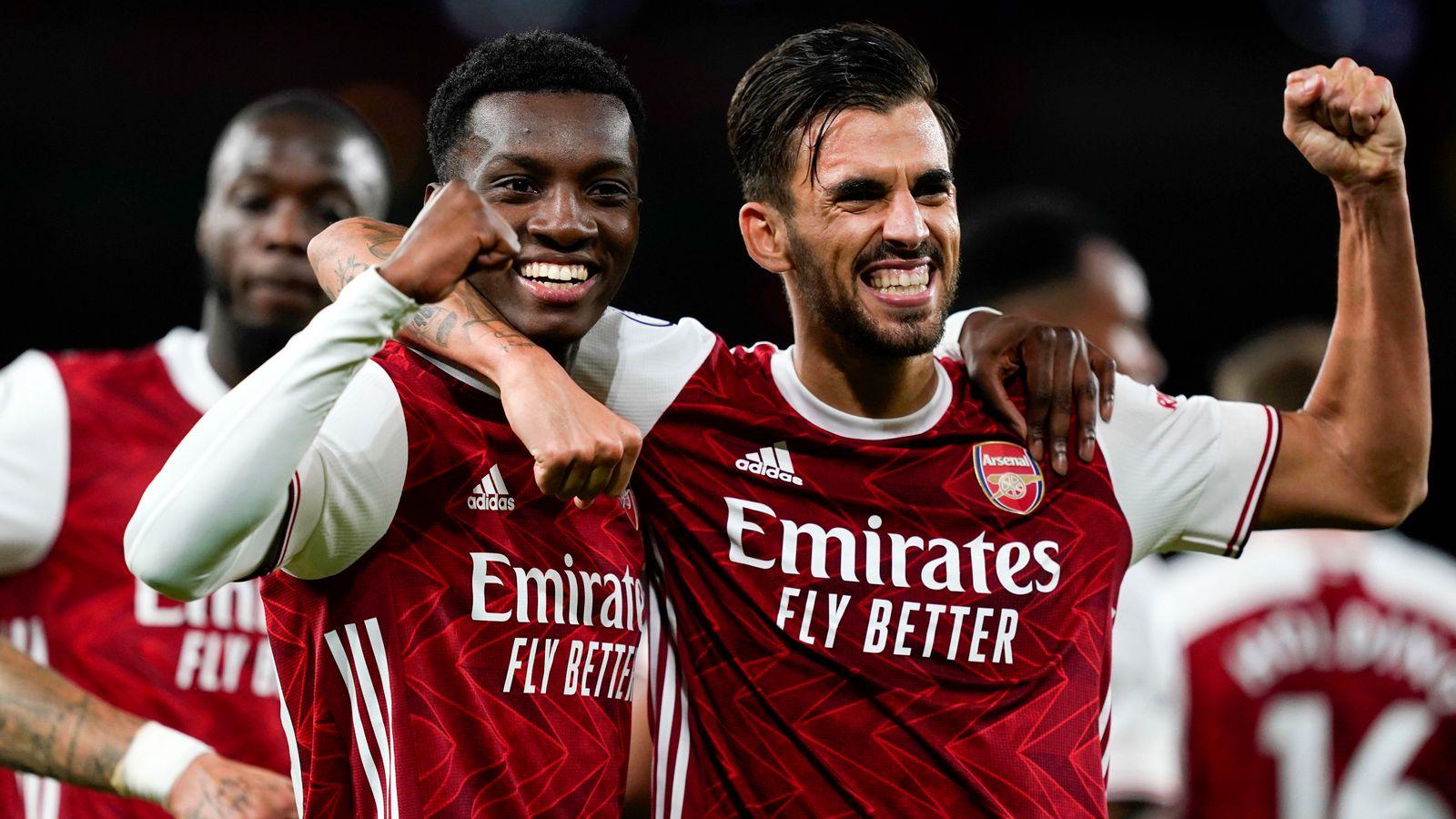 Arsenal show progress but more