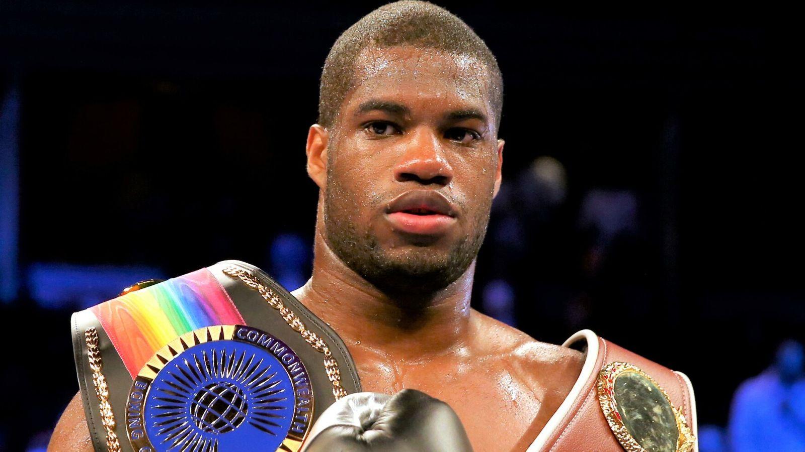 Dubois is back in WBA
