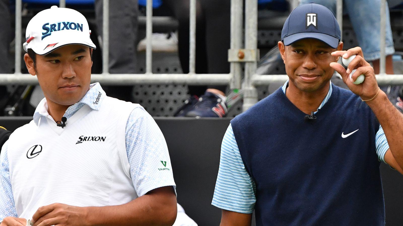 Woods: Hideki win to impact
