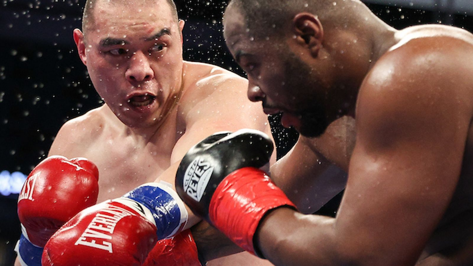 AJ's Chinese rival held to
