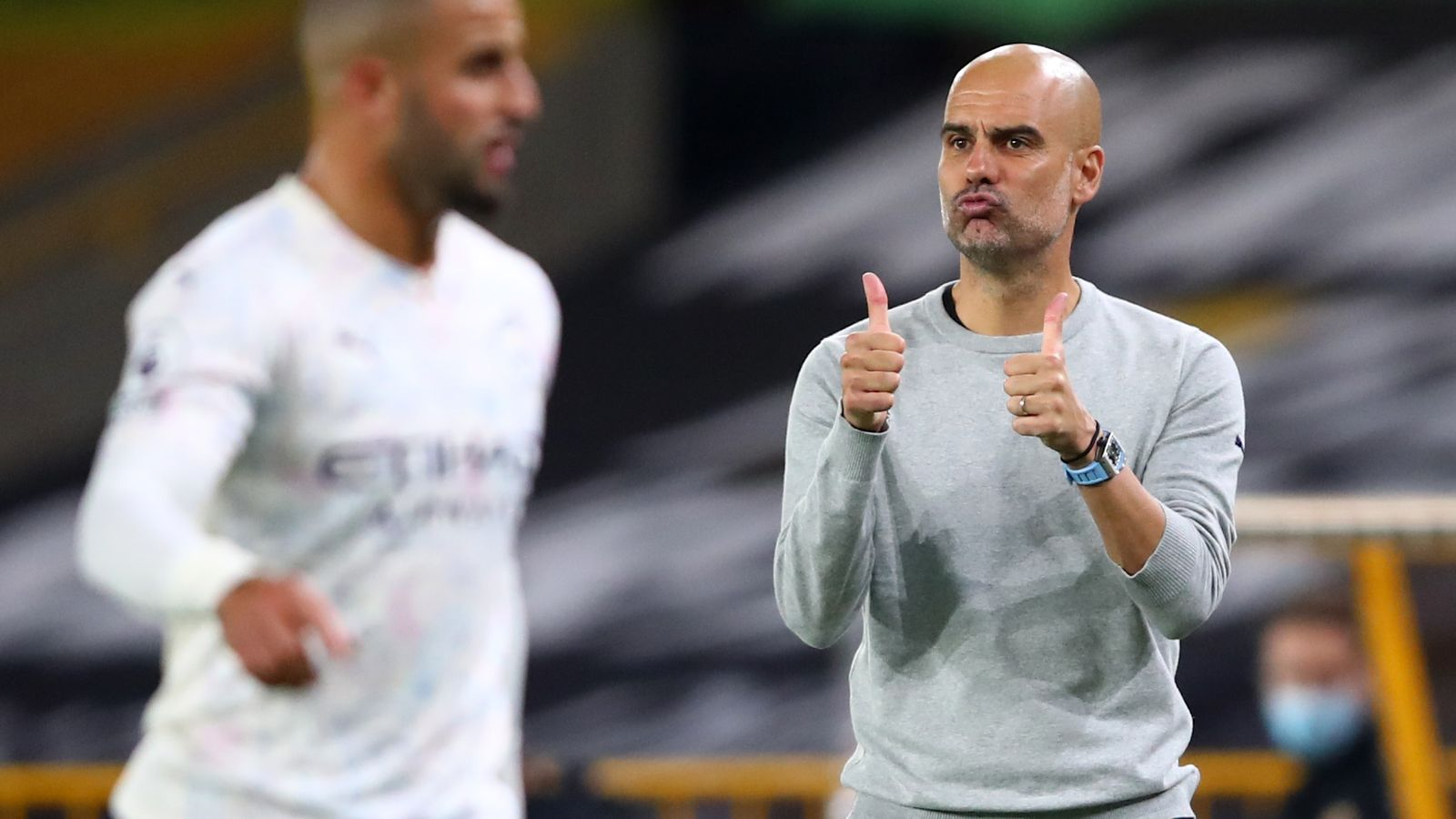 Pep: Champions will have 90+
