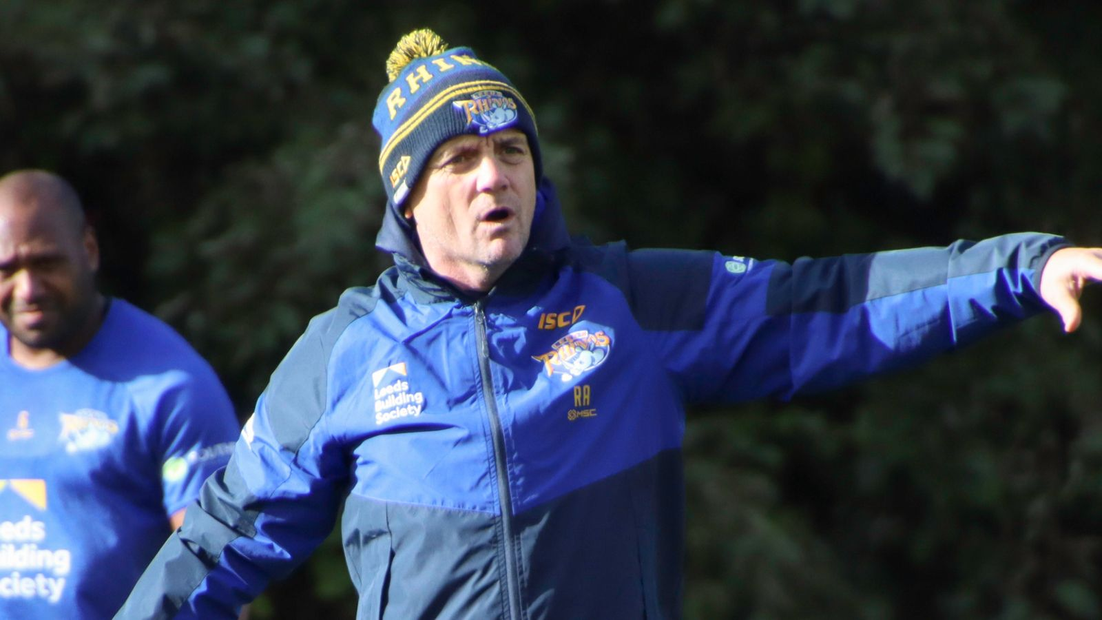 Early lessons serve Leeds coach