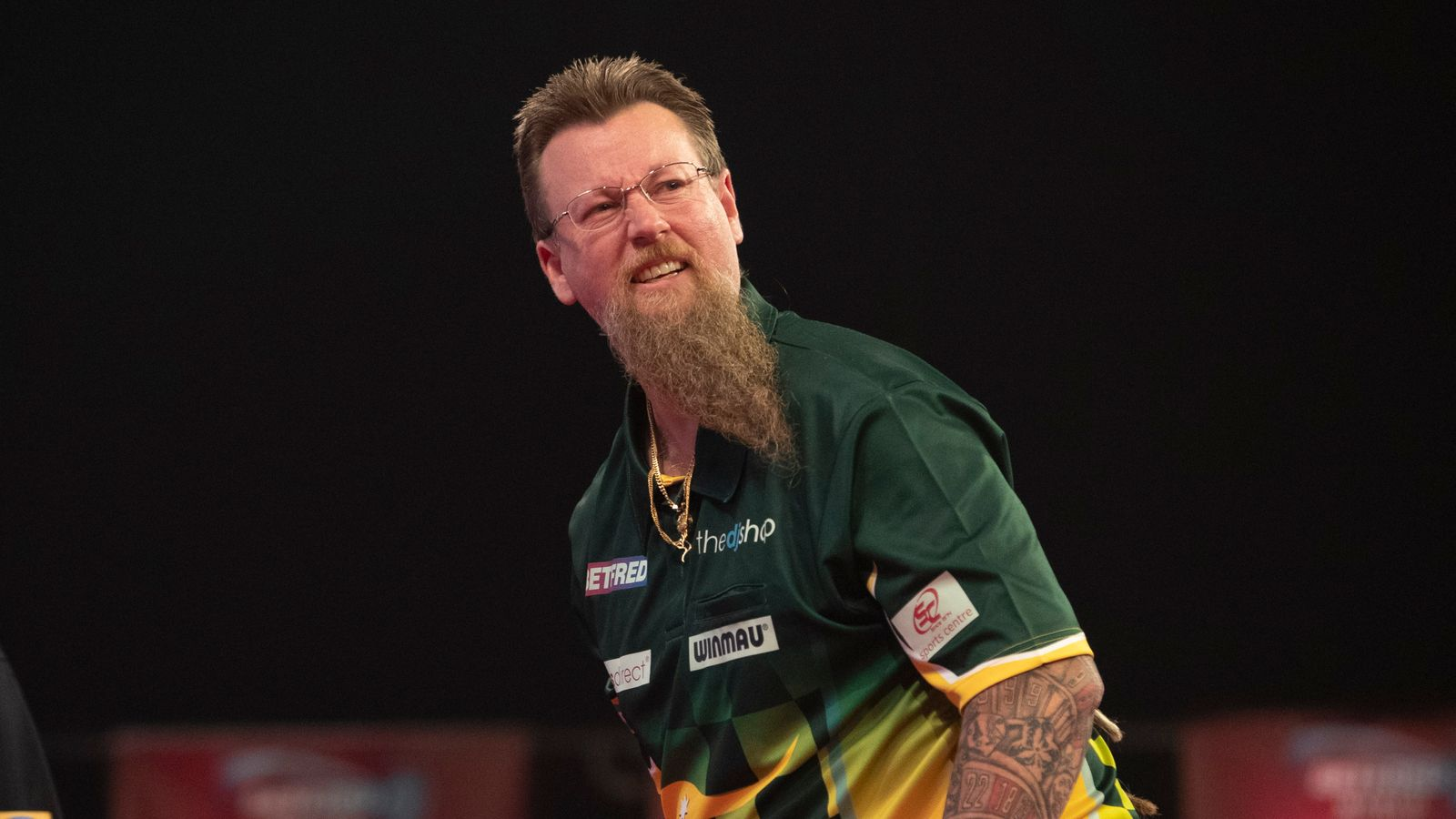 Whitlock beats Anderson to book