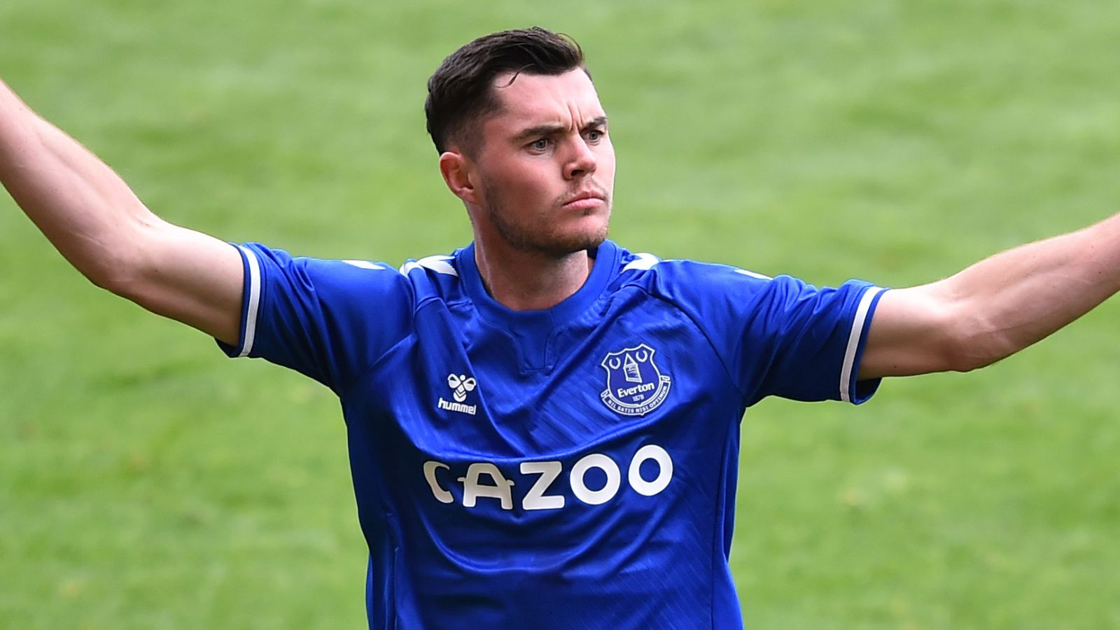 Keane signs new five-year Everton