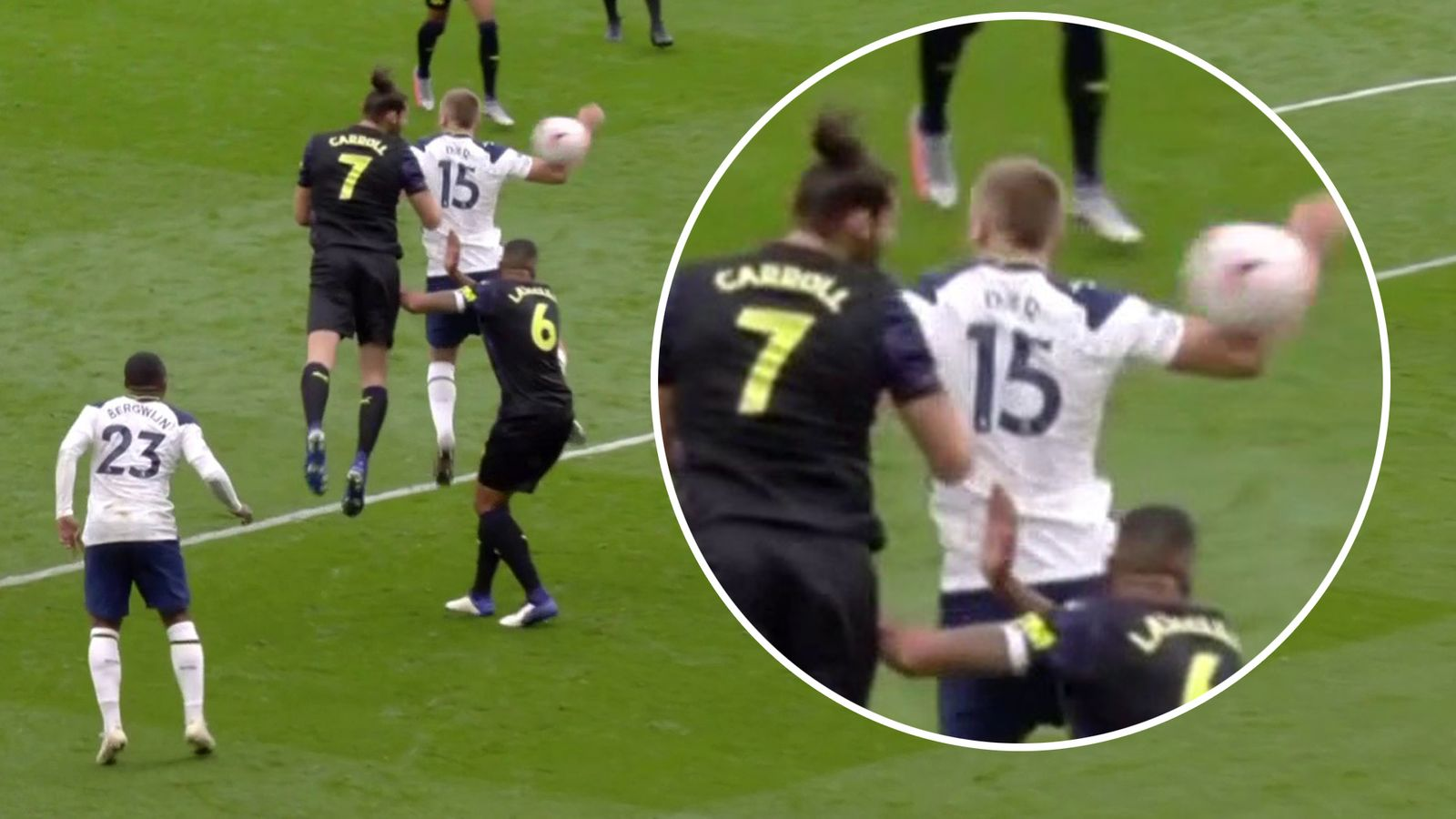 Handball rule to be discussed