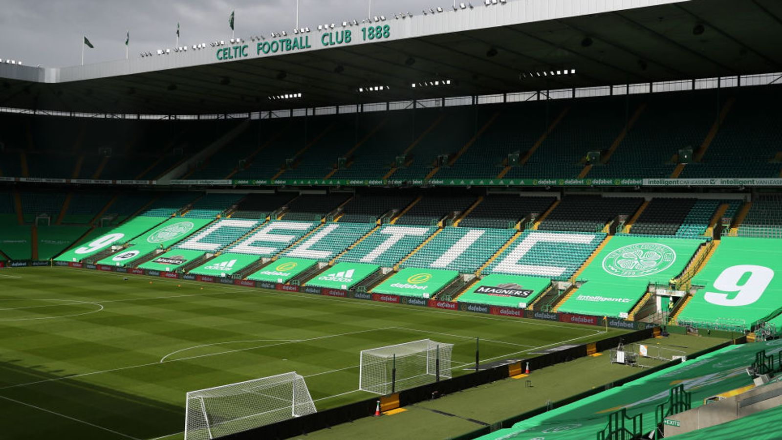 Old Firm: A derby like