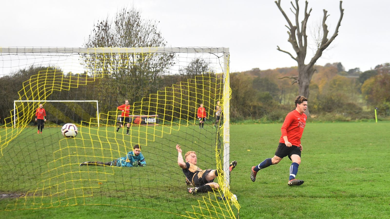 Outdoor sports resume as England's