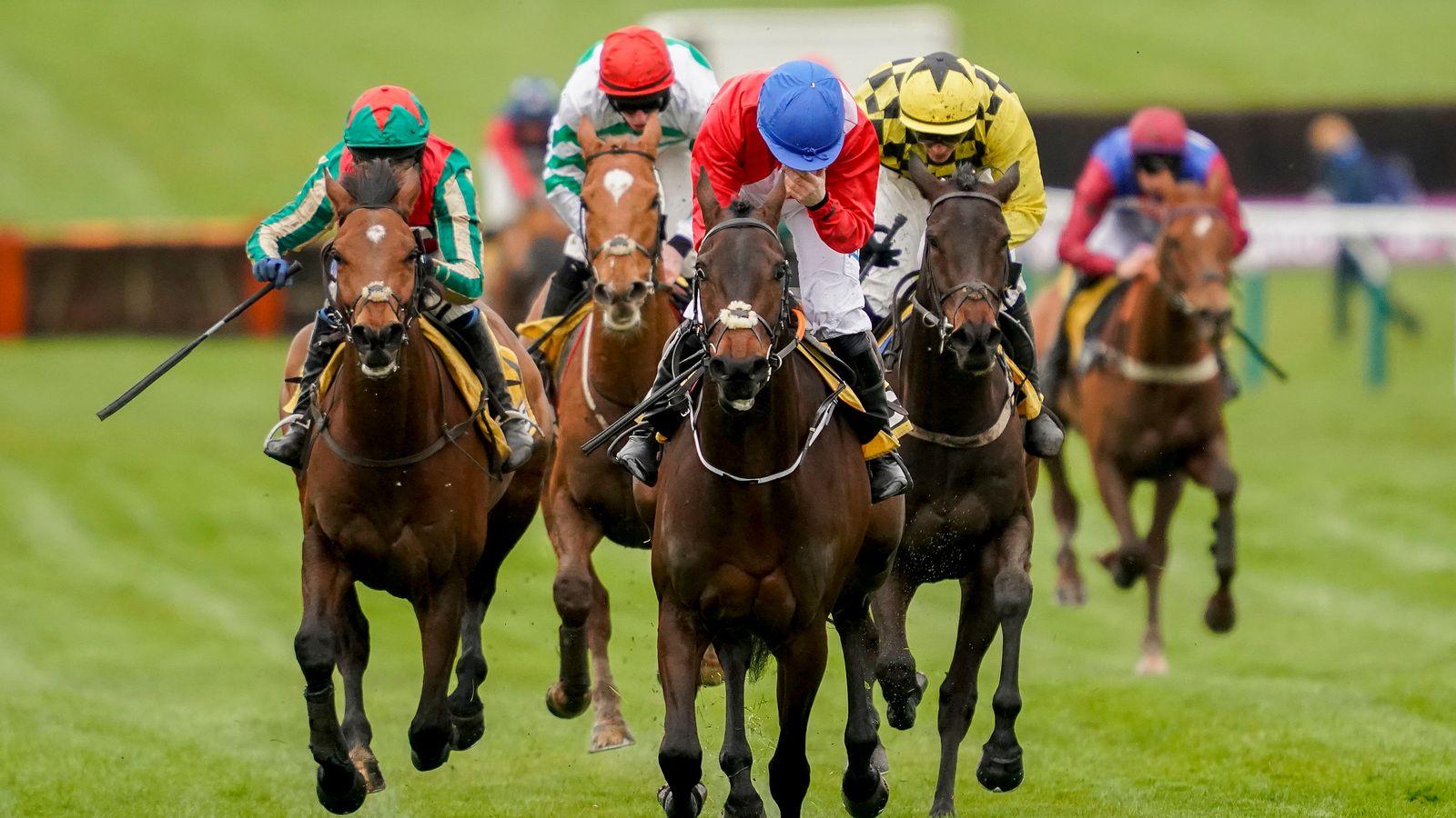 Blackmore wins again in Triumph