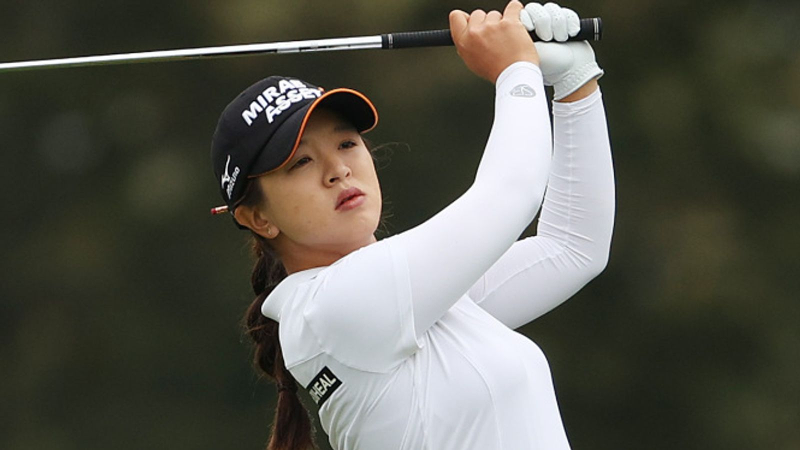 Kim wins first major in