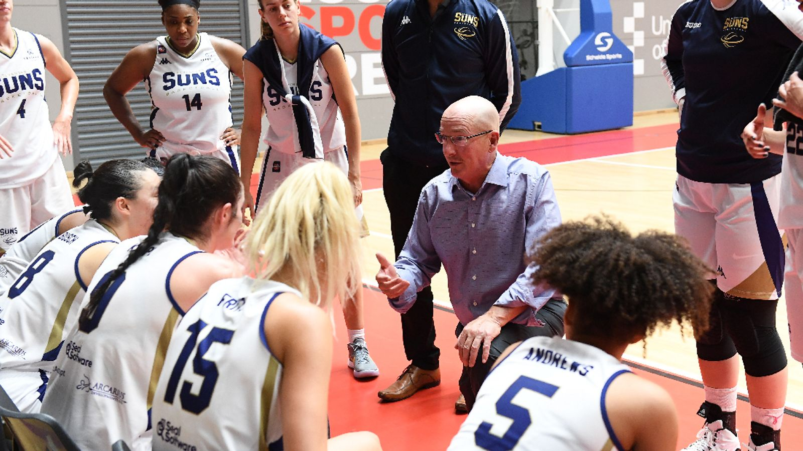 WATCH LIVE BASKETBALL: WBBL play-off