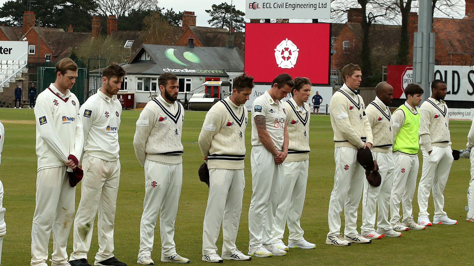 County Championship to pause for