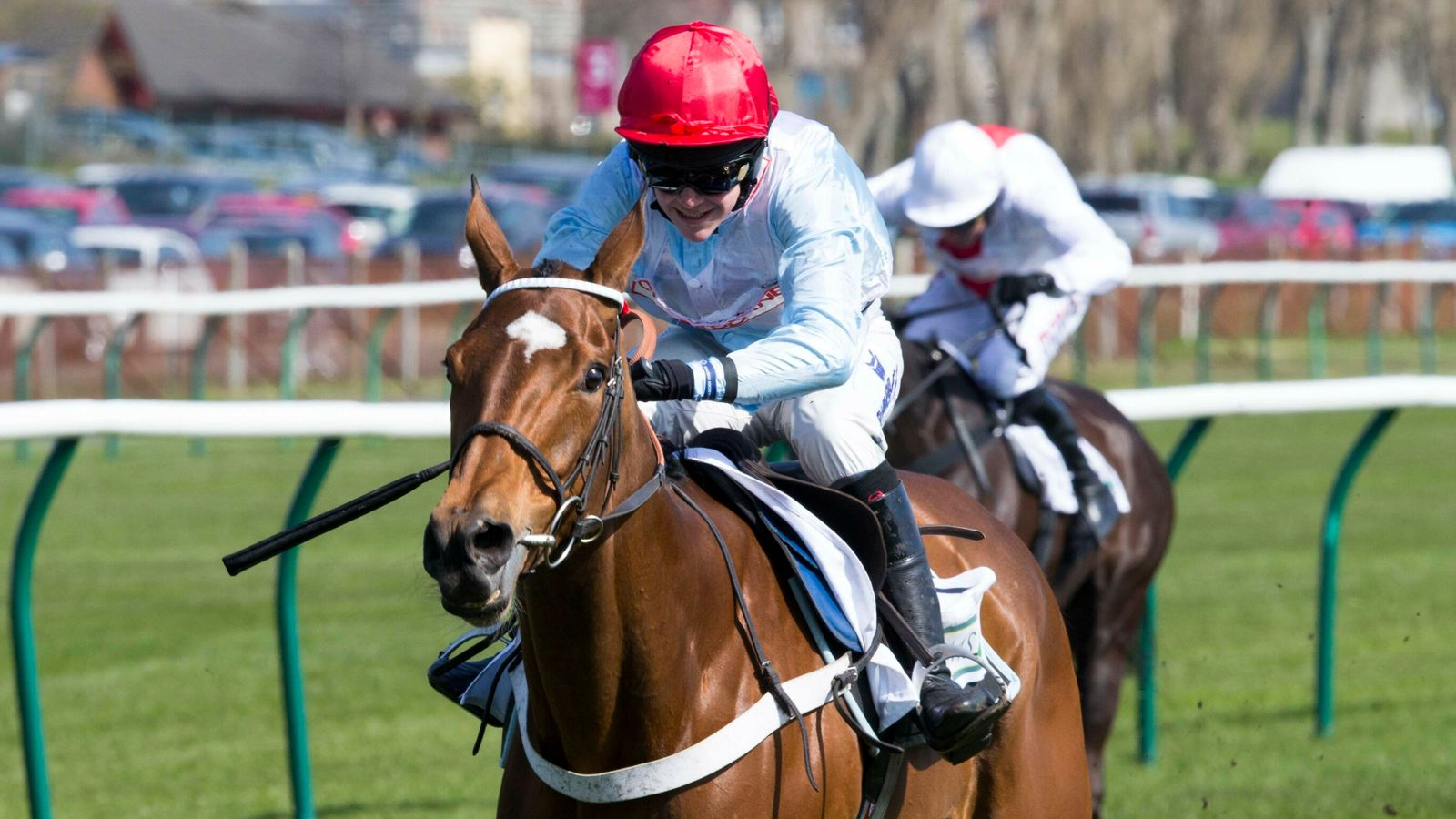 Frozen track claims Ayr card