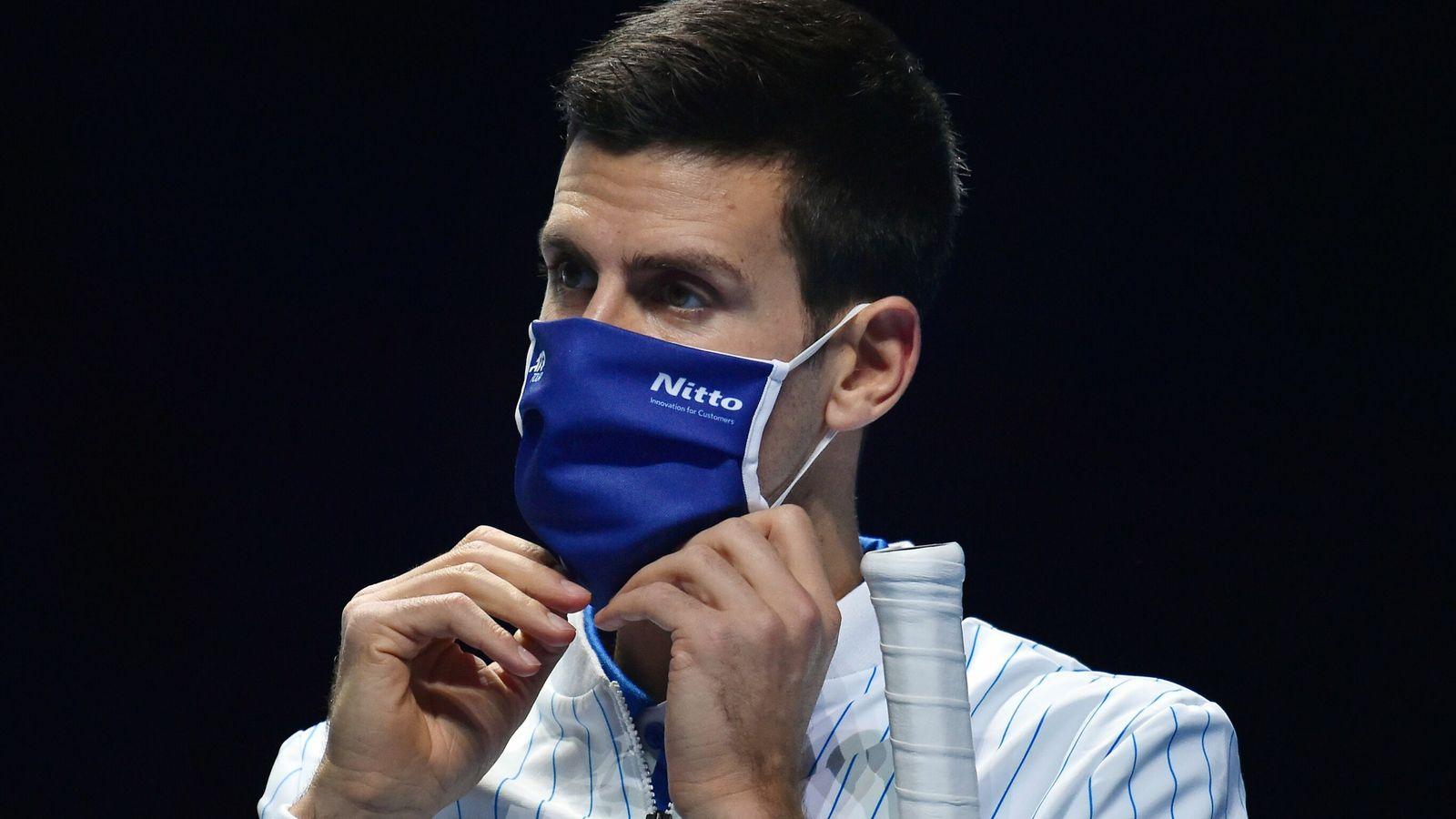Djokovic: Let us play during